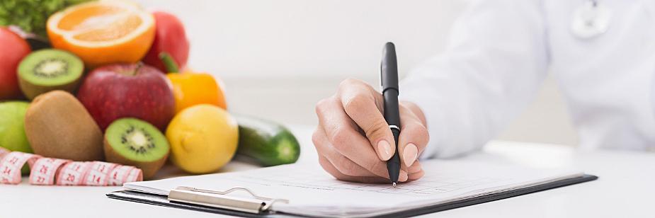 Compreender a tabela nutricional